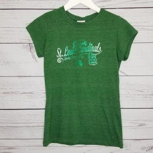St. Louis Cardinals Spring Training Green Graphic